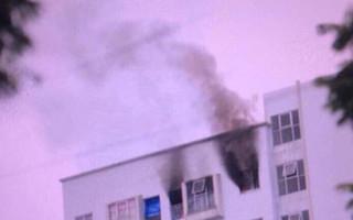 Nghi do nổ gas, căn hộ ở tầng 12 chung cư ở Đà Nẵng phát nổ kinh hoàng