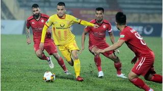 CLB Nam Định gặp khó trước trận quyết đấu với Hà Nội B