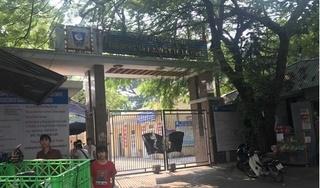 Trường Cao đẳng Y tế Hà Đông: Bãi xe không phép 'mọc' trong sân trường?