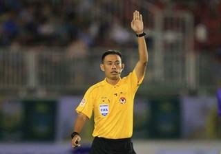 Lộ diện trọng tài bắt trận play-off Nam Định và Hà Nội B