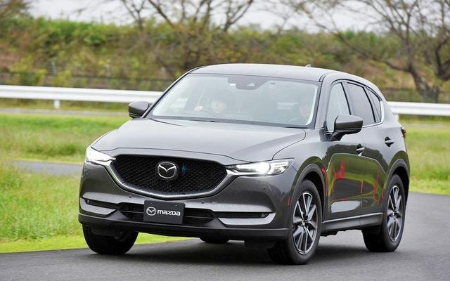 Mazda CX-5 2019 đẹp lung linh về Việt Nam giá bao nhiêu