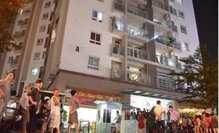 Tá hỏa phát hiện người đàn ông tử vong bất thường trong phòng ngủ ở chung cư