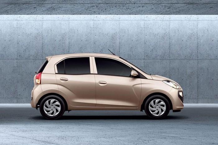 Hyundai trình làng mẫu ô tô mới, giá chỉ từ 117 triệu đồng