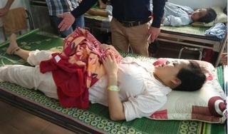 Sản phụ bại chân không đi lại được sau ca mổ đẻ, bệnh viện nói đã làm đúng quy trình