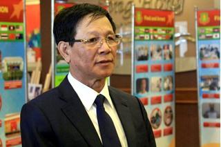 Ông Phan Văn Vĩnh sức khỏe yếu, phải điều trị tại Bệnh viện đa khoa Phú Thọ