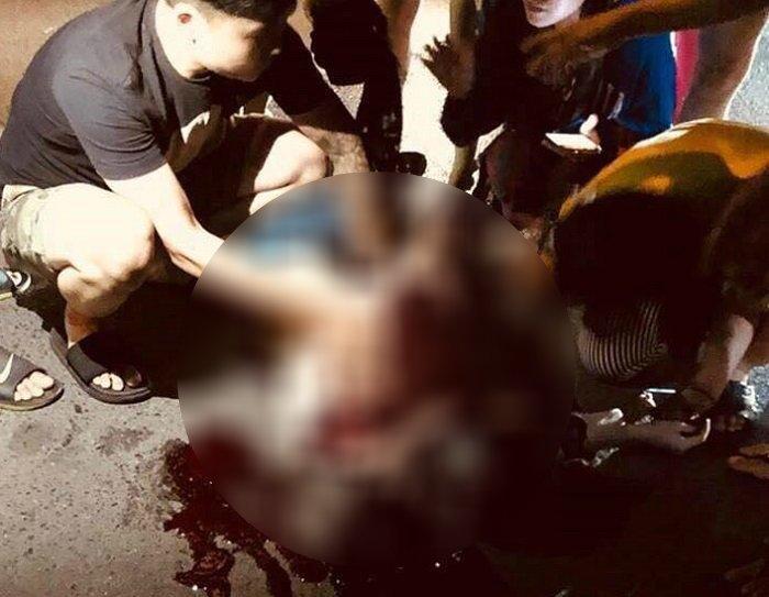 Kẻ đâm bạn gái cũ trên phố Bùi Thị Xuân đã ra đầu thú