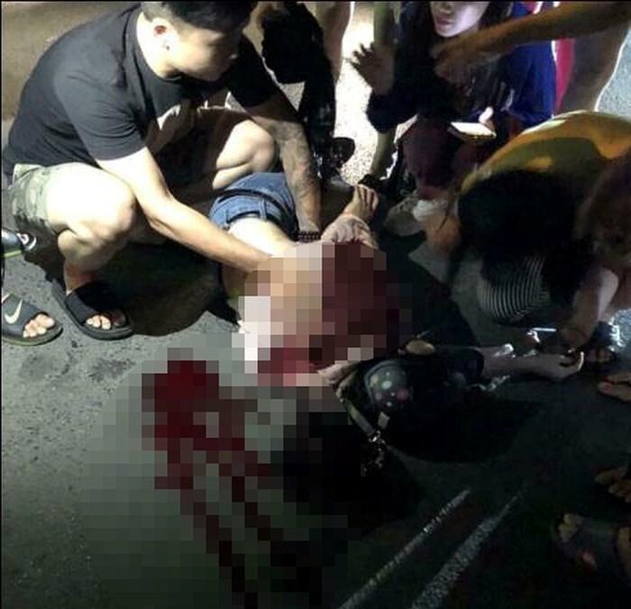 Chân dung kẻ đâm 'mưa' dao vào bạn gái trên phố Bùi Thị Xuân