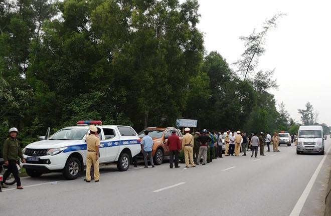 Clip: Cận cảnh vụ bắt giữ hơn 300kg ma túy đá ở Quảng Bình
