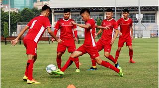 HLV Jordan gửi 'chiến thư' tới U19 Việt Nam