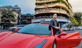 Tuấn Hưng lần đầu chia sẻ việc siêu xe Ferrari nát bét trên cao tốc Nội Bài - Lào Cai