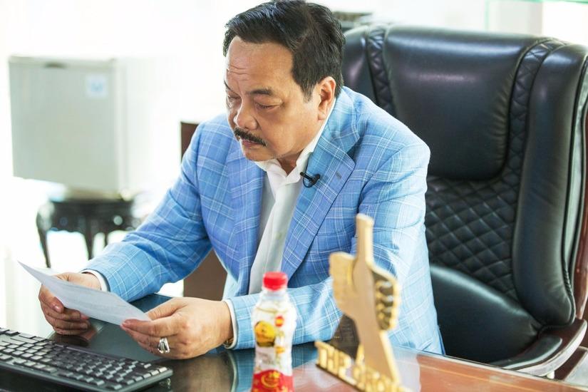 Ông chủ Tân Hiệp Phát chia sẻ quan điểm kinh doanh 'ba không'