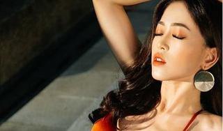 Á hậu Bùi Phương Nga khoe đường cong bốc lửa bên các thí sinh Miss Grand International