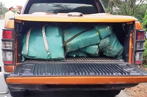 Chủ xe bán tải biển Bình Thuận thấy gì khi nghe tin xe chở 3 tạ ma túy?