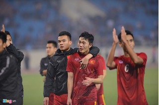 Lương Xuân Trường từng khóc rất nhiều ở AFF Cup 2016