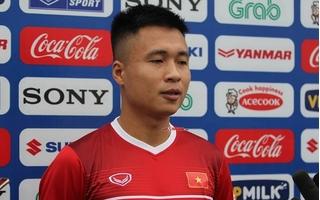 Đinh Viết Tú mơ dự AFF Cup 2018 cùng đội tuyển Việt Nam