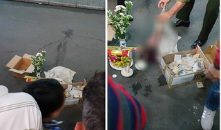 Phát hiện thi thể trẻ sơ sinh còn nguyên dây rốn ở sân chung cư Linh Đàm