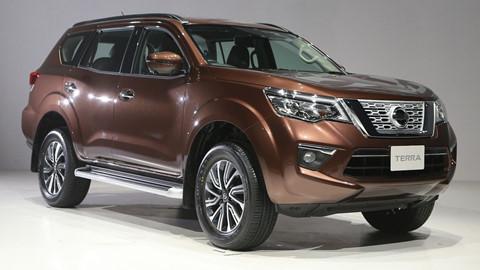 Giá bán dự kiến Nissan Terra - mẫu SUV cạnh tranh với Toyota Fortuner2