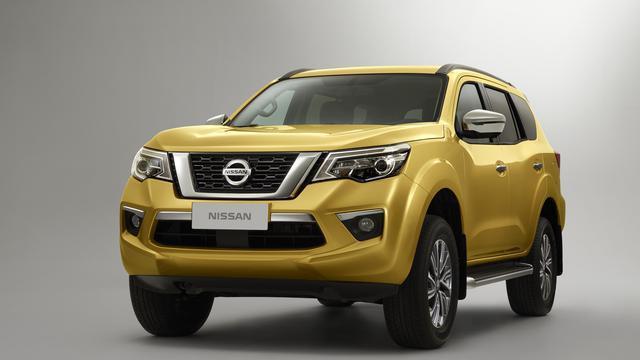 Giá bán dự kiến Nissan Terra - mẫu SUV cạnh tranh với Toyota Fortuner