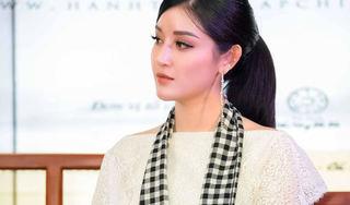 Á hậu Huyền My tập Muay Thái để 'rũ bỏ hình ảnh một cô gái quá an toàn'