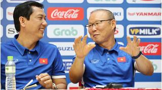 HLV Park Hang Seo: 'Tôi không nghĩ tới việc gặp Hàn Quốc tại Asian Cup'