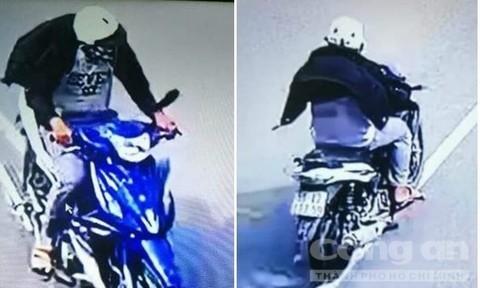 Lộ hình ảnh nghi phạm giết nữ chủ quán cà phê ở Bình Dương