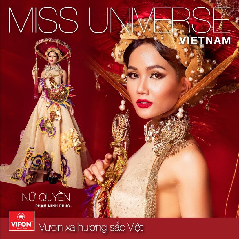 Hoa hậu Hoàn vũ 2018, Hoa hậu H'Hen Niê