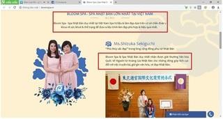 Bloom Spa vi phạm nghiêm trọng Luật Quảng cáo