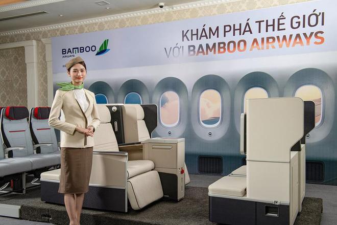 Bamboo Airways lộ hình ảnh máy bay, bao giờ sẽ cất cánh?