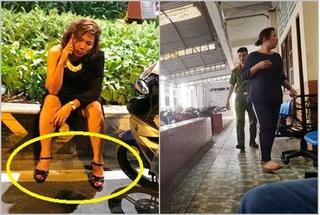 Nữ tài xế BMW gây tai nạn ở ngã tư Hàng Xanh 'đổ lỗi' cho giày cao gót