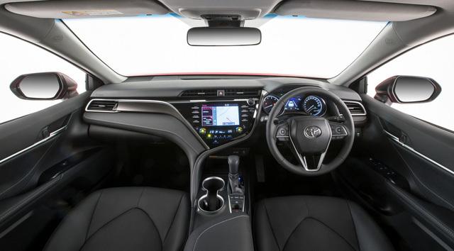 Toyota Camry 2018 đẹp long lanh chốt lịch ra mắt tại Đông Nam Á2