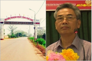 Phú Thọ: Bắt Phó phòng Tài nguyên-Môi trường huyện Thanh Thủy
