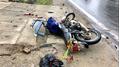 Va chạm với xe đầu kéo, 2 du khách nước ngoài tử vong ở Hà Giang