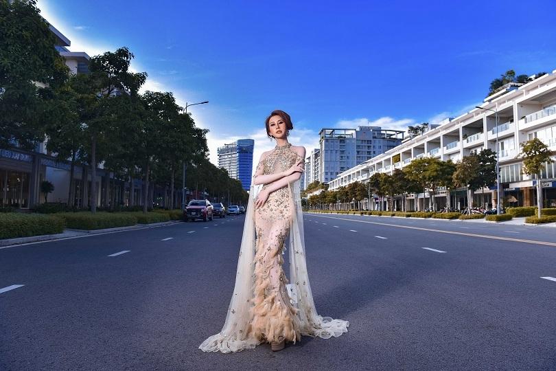 Hoa hậu Chi Nguyễn kiêu sa và duyên dáng trong bộ ảnh mới6