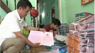 Máy tính chứa dữ liệu đất đai và 20.000 sổ đỏ của người dân Quảng Nam bị đánh cắp