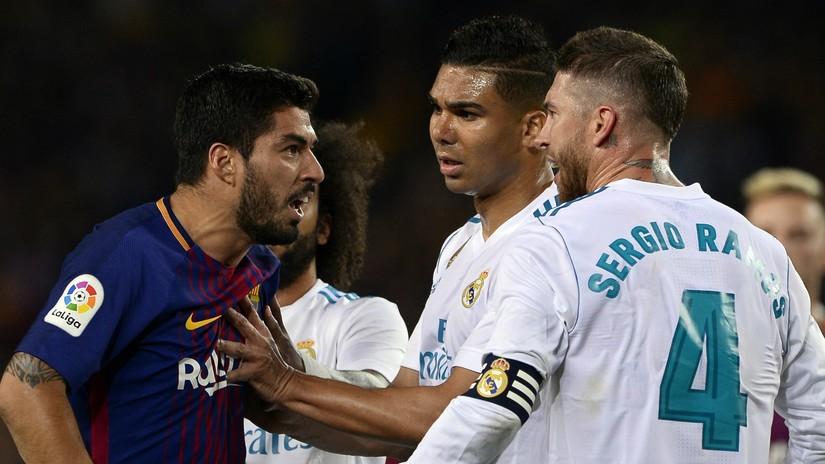 Barcelona 'gửi chiến thư' tới Real Madrid trước Siêu kinh điển