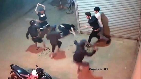 Thông tin bất ngờ vụ vác mã tấu chém người kinh hoàng ở Lâm Đồng