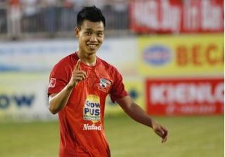 Từ Hàn Quốc, hậu vệ Vũ Văn Thanh báo tin vui với người hâm mộ