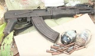 Nhóm người Lào vận chuyển ma túy, táo tợn dùng súng bắn lực lượng cảnh sát