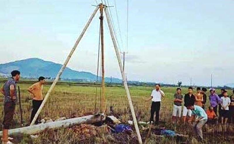 4 người tử vong do điện giật ở Hà Tĩnh: Dừng tất cả các hoạt động thi công để phục vụ điều tra