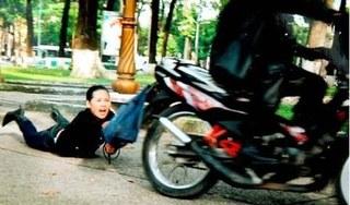 Truy bắt đối tượng giật túi xách khiến cô gái ngã xuống đường tử vong