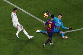 Thua tủi hổ Barcelona, HLV Lopetegui vẫn tin 'Real sẽ có dịp ăn mừng vào cuối mùa giải'