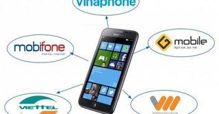 VinaPhone, MobiFone và Viettel chuyển mạng giữ số từ 16/11