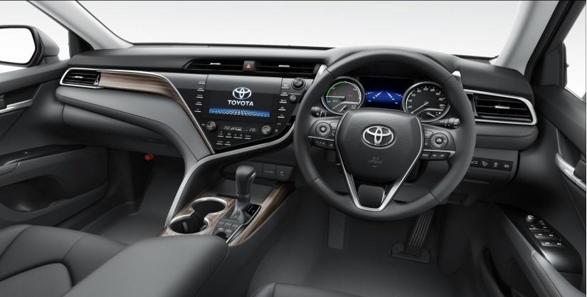 Lộ thông tin kỹ thuật mẫu xe Toyota Camry 2019 2
