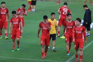 HLV Park Hang Seo chính thức loại 5 cầu thủ: Tiếc cho sao HAGL