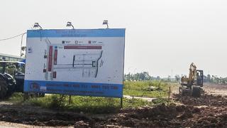 Cận cảnh những khu đất gán mác dự án thương mại của Công ty Lan Phương