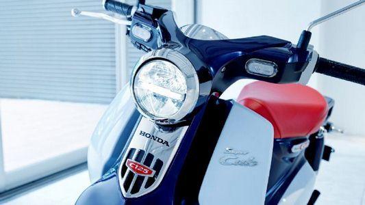 Honda Super Cub trở lại Việt Nam với giá cực bất ngờ