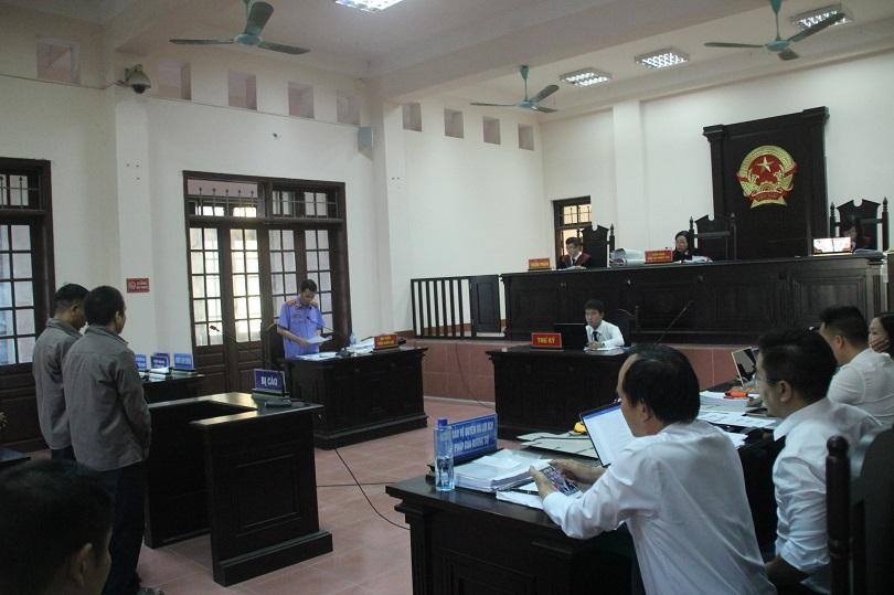 VKS đề nghị giữ nguyên bản án sơ thẩm