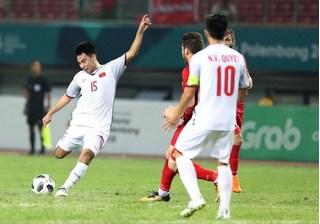 Trang chủ AFF Cup nhầm lẫn về tiền vệ U23 Việt Nam