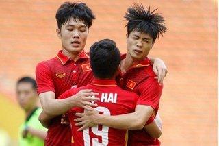 Đội hình tối ưu của đội tuyển Việt Nam tại AFF Cup 2018?