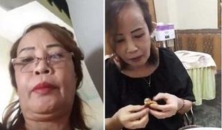 'Cô dâu 62 tuổi' ham livetream lộ rõ già nua, dân mạng nghi 'làm màu' bán hàng online